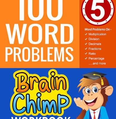 grade 5 math word problems workbook pdf