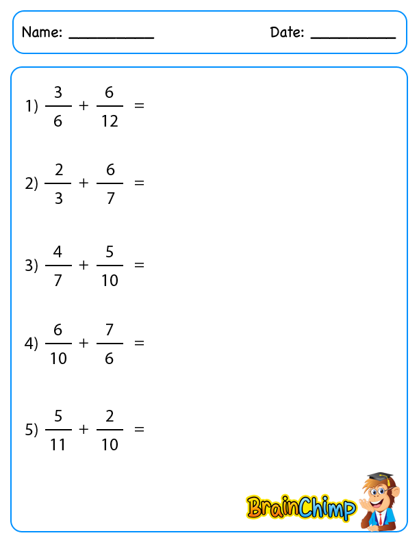 2 Fraction Addition