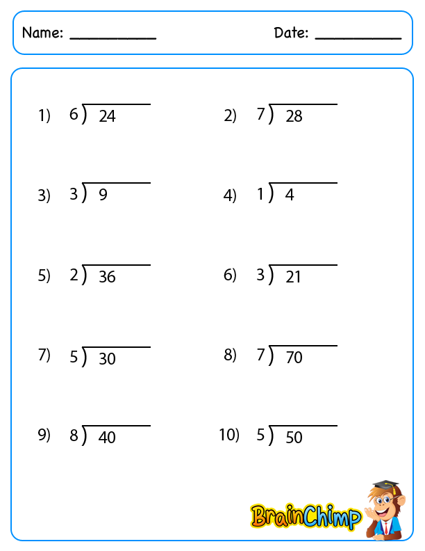 worksheets_Single Digit Addition